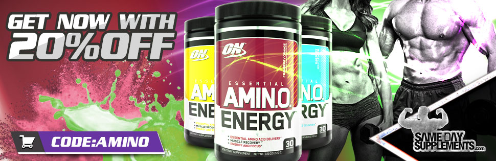 amino energy deal