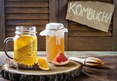 Kombucha : What Are The Benefits ?