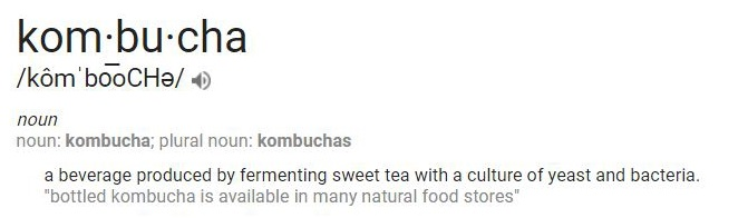 kombucha-definition