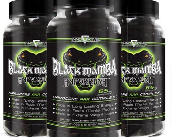 BLACK MAMBA banner