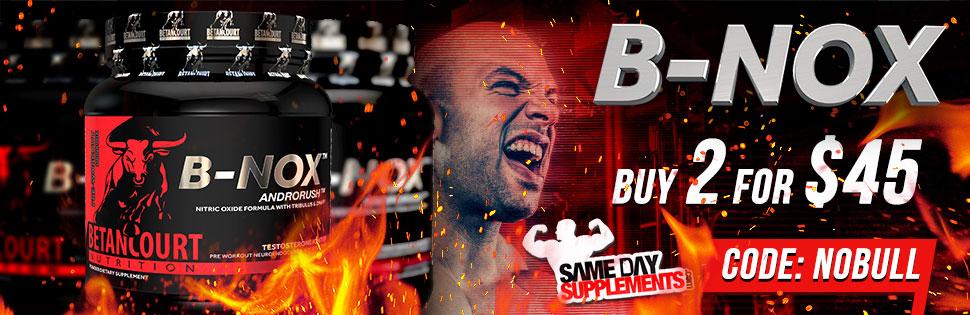 bullnox Deal banner