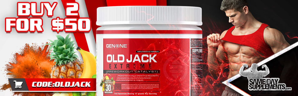 old jack deal 2018