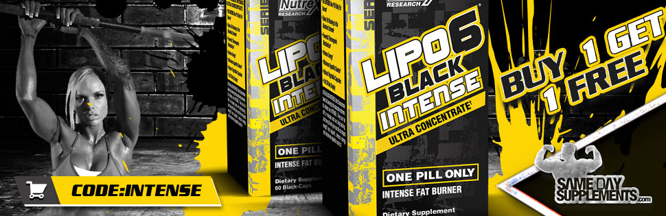 lipo 6 intense deal