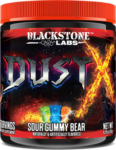 best pre workout Dust X