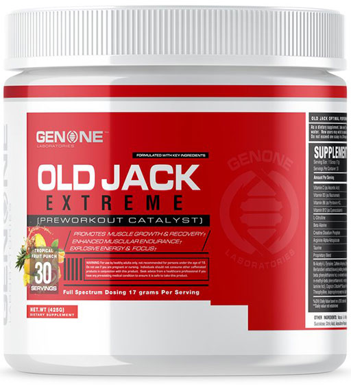 best pre workouts for stimulant junkies old jack