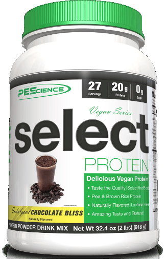 Best Protein Powder Select Vegan Protein