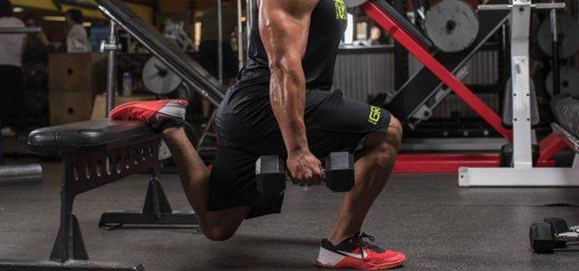 leg day workout banner