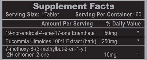 OSTA-PLEX LABEL pro hormones sarms