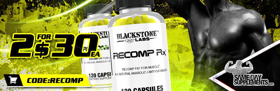 BLACKSTONE RECOMP RX DEAL 2018