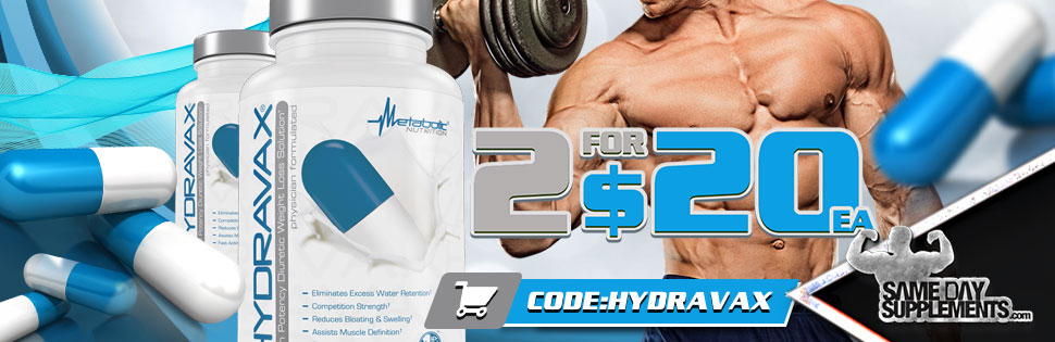 HYDRAVAX WATER PILLS DEAL 2018