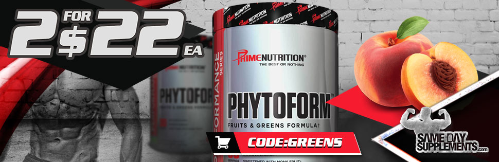 PHYTOFORM FRUITS AND GREENS 2018