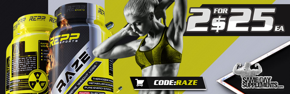 RAZE FAT BURNER DEAL 2018