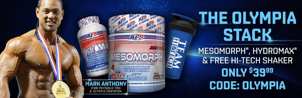 MESOMORPH bodybuilding 2018