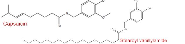 Stearoyl Vanillylamide hydroxyelite oxy lean elite