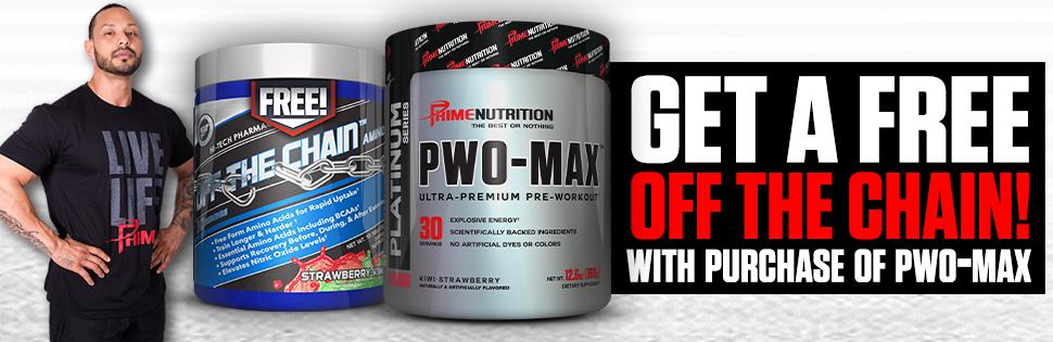 pwo max pre workout deal 2018