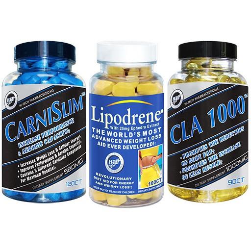 lipodrene with ephedra stack