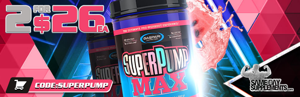 SUPERPUMP MAX deal