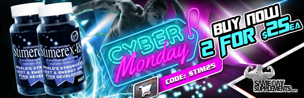 stimerex cyber monday