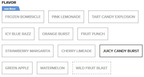 C4 Flavors