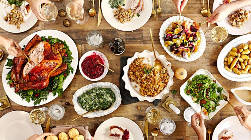 healthy recipes for the holidays banner
