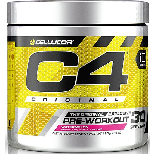 Best Pre workout C4