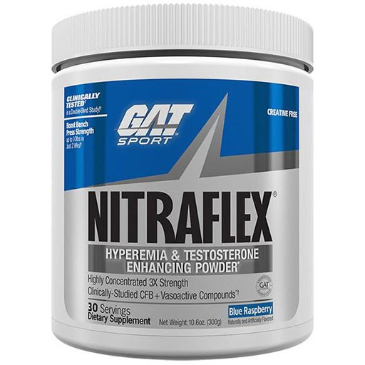 Best pre workout nitraflex