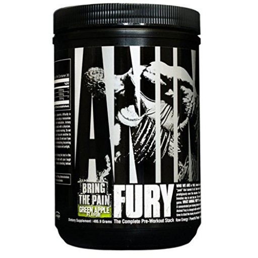 best Pre workout animal fury