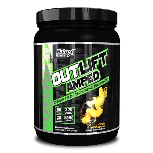 best Pre workout outlift amped