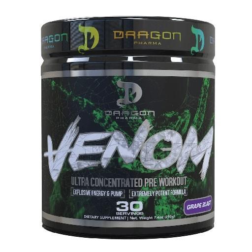 best Pre workout venom