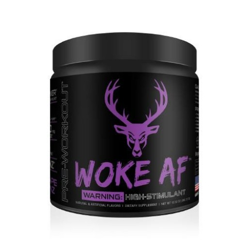 best Pre workout woke af