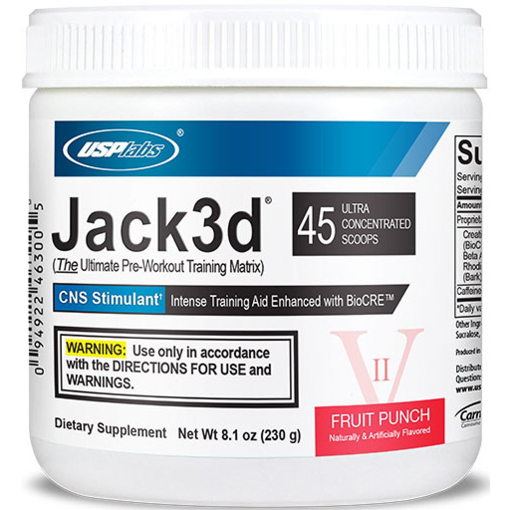 best pre workout jack3d