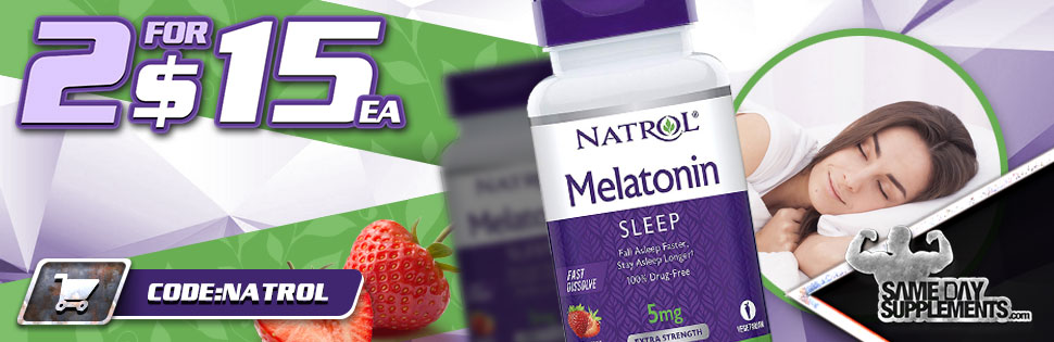 MELATONIN deal