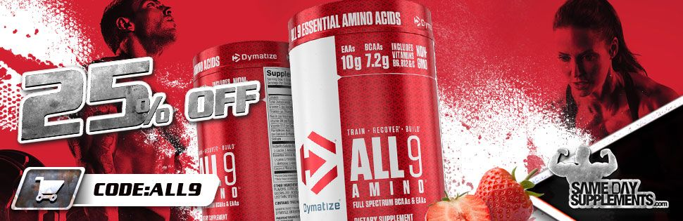 dymatize all 9 amino deal