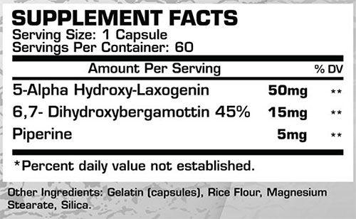 Fematrope Ingredients