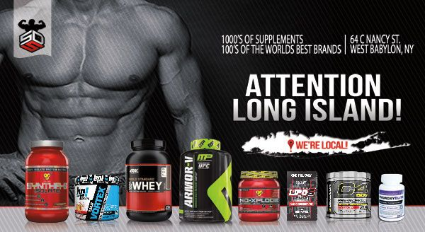 Long Island New York Supplements
