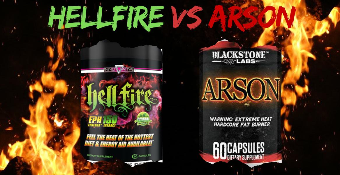 Banner HellFire VS Arson