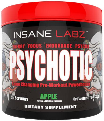Psychotic™ (Pre Workout) | Insane Labz™ | SameDaySupplements®