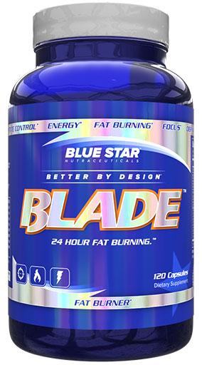 Blue Star Blade