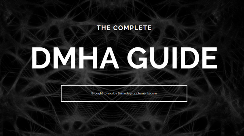 DMHA guide banner