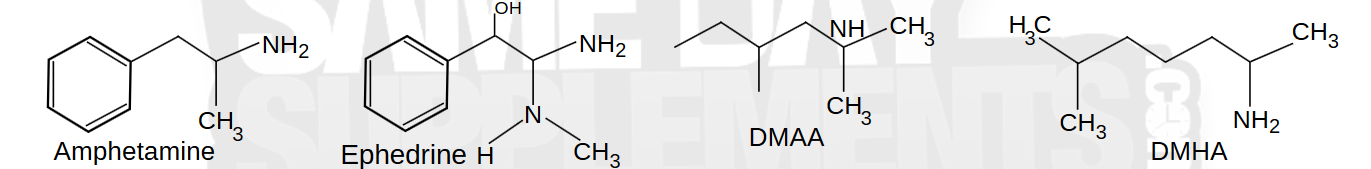 DMHA Structure