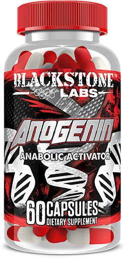 Anogenin By Blackstone Labs