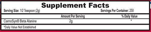 APS Beta Alanine Ingredients