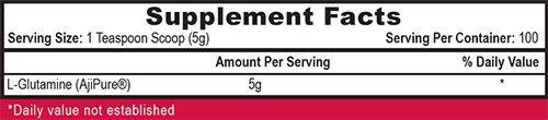 APS Glutamine Ingredients