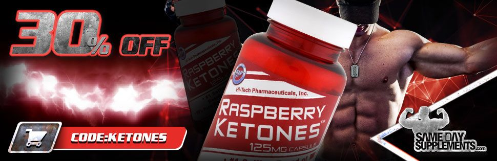 RASPBERRY KETONES deal