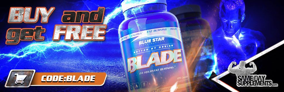blade fat burner deal