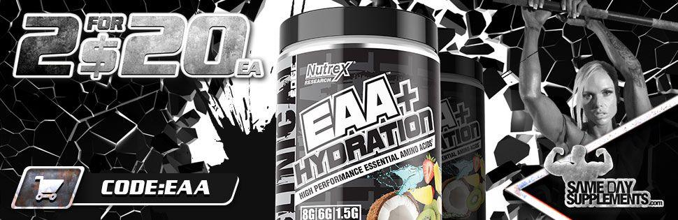 NUTREX EAA amino deal