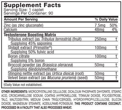 Test HD Ingredients