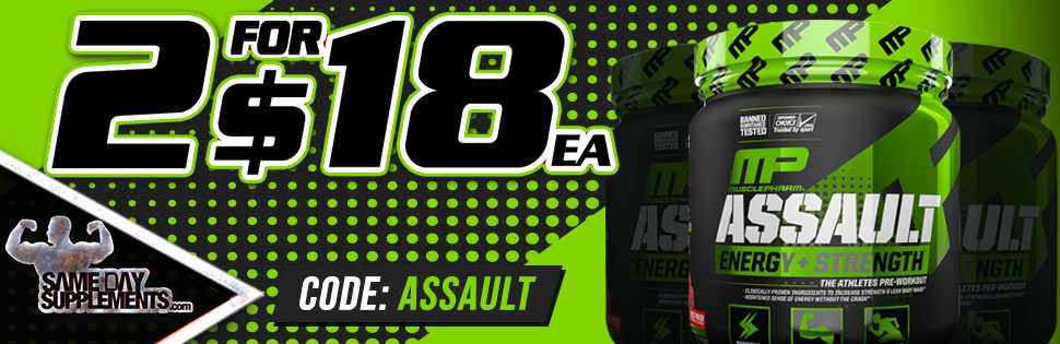 ASSAULT SPORT SALE