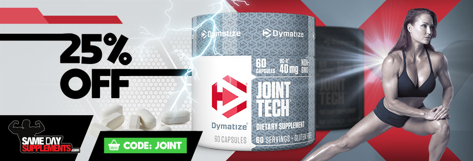 DYMATIZE JOINT TECH DEAL