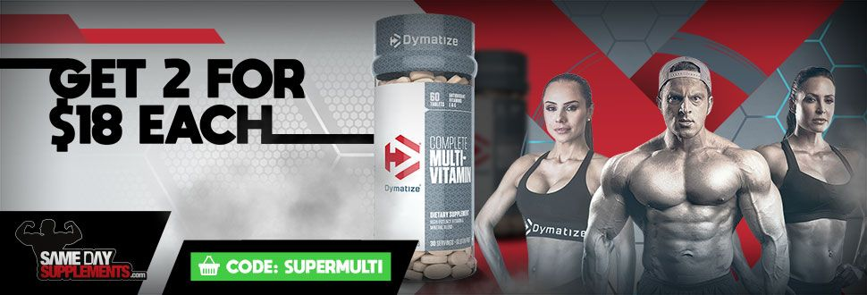 dymatize multi vitamin deal